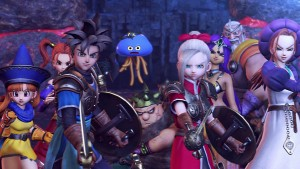Rumor: Dragon Quest Heroes is Coming to Steam