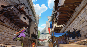 Here are the First Screenshots for Dragon Quest XI