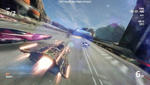 Latest Fast Racing Neo Gameplay is Gorgeous