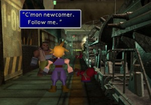 Final Fantasy VII is Out Now on iOS