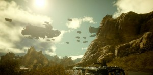 Square Enix Getting Help from Just Cause Devs to Make Airships in Final Fantasy XV