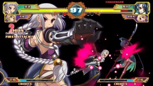 All-Girls Fighter Koihime Enbu is Delayed on PS3 and PS4
