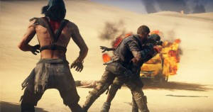 New Mad Max Gameplay from Gamescom 2015