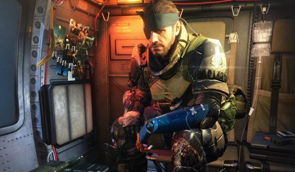 new metal gear solid v the phantom pain screenshots compare various