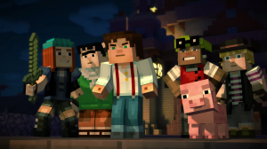 Minecraft: Story Mode is Also Heading to Wii U