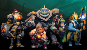 Hi-Rez Studios Reveal Paladins, an Objective-Based FPS Complete with Mounts