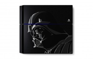 Limited Edition Darth Vader Playstation 4 Console is Revealed