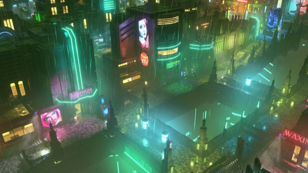 The Launch Trailer for Open World Cyberpunk Strategy Game Satellite Reign is Gorgeous