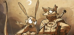 Furry Sky Pirate Action-RPG Stories: The Hidden Path is Revealed for Playstation 4