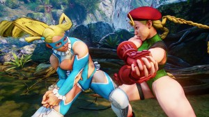 M. Bison, Rashid, Ryu, Cammy, and R. Mika Street Fighter V Trailers