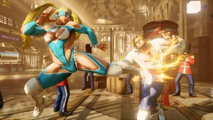 Street Fighter V is Launching on February 16