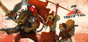 Tooth and Tail is a Pixelated RTS Filled with Animal Warriors