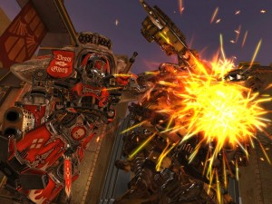 Warhammer 40,000: Freeblade Announced for Mobile, is Basically Mech Porn