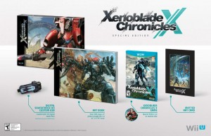 Xenoblade Chronicles X is Getting a Special Edition in the USA