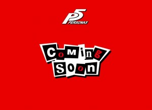 """Coming Soon"" Teaser Website for Persona 5 Appears"