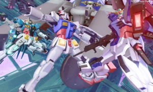 Mobile Suit Gundam: Extreme VS Force Getting English Release in Asia