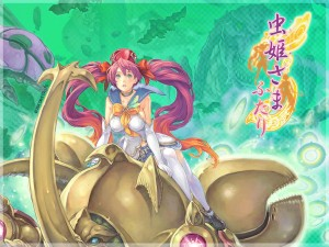 Mushihimesama is the First CAVE Shmup to Arrive on Steam