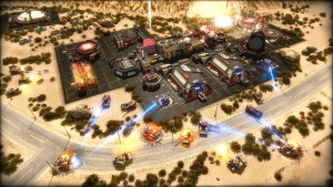 Command & Conquer-like Act of Aggression Celebrates Release with Explosions