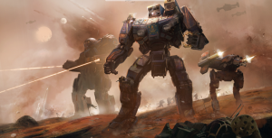 Harebrained Schemes-Developed BattleTech Kickstarter Launches, is Funded Within One Hour