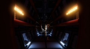 Atmospheric Sci-fi Horror Game Caffeine Launching in October