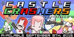 Castle Crashers Remastered Launches for Xbox One on September 9
