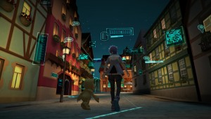 New Digimon World: Next Order Screenshots Depict More of the Game World