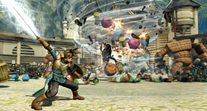 Western Dragon Quest Heroes Release Comes with All DLC Included On-Disc