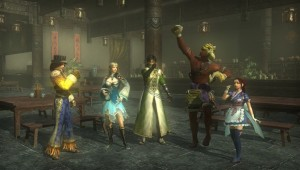 Dynasty Warriors Online Z Coming to PS Vita in November