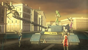 New Earth Defense Force 2 Trailer Focuses on Game's Features