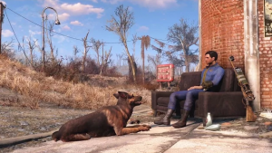 Get a Behind-the-Scenes Look at Dogmeat in Fallout 4