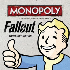 Fallout Monopoly is Officially Coming in November