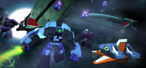 Galak-Z: the Dimensional Coming to Mobile in 2016