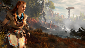 First Live Gameplay for Horizon: Zero Dawn Surfaces