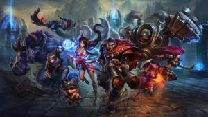 """Riot Games Reportedly Working on New Game, Not a """"Me Too"""" Game"""