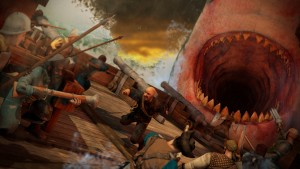 Man O' War: Corsair is the Seafaring Latest in the Warhammer Universe