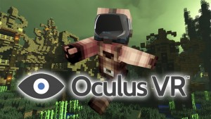 Minecraft is Heading to Oculus Rift