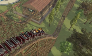RollerCoaster Tycoon World Resurfaces With New Gameplay