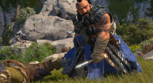 Glorious Physics-Based Action RPG The Dwarves Now on Kickstarter