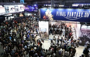 Tokyo Game Show 2015 Attendance Exceeds 268,000