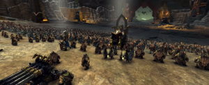 Here's Some In-Depth Gameplay for the Dwarf Race in Total War: Warhammer