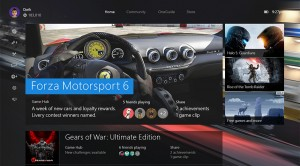 Xbox One November 2015 Update is Detailed