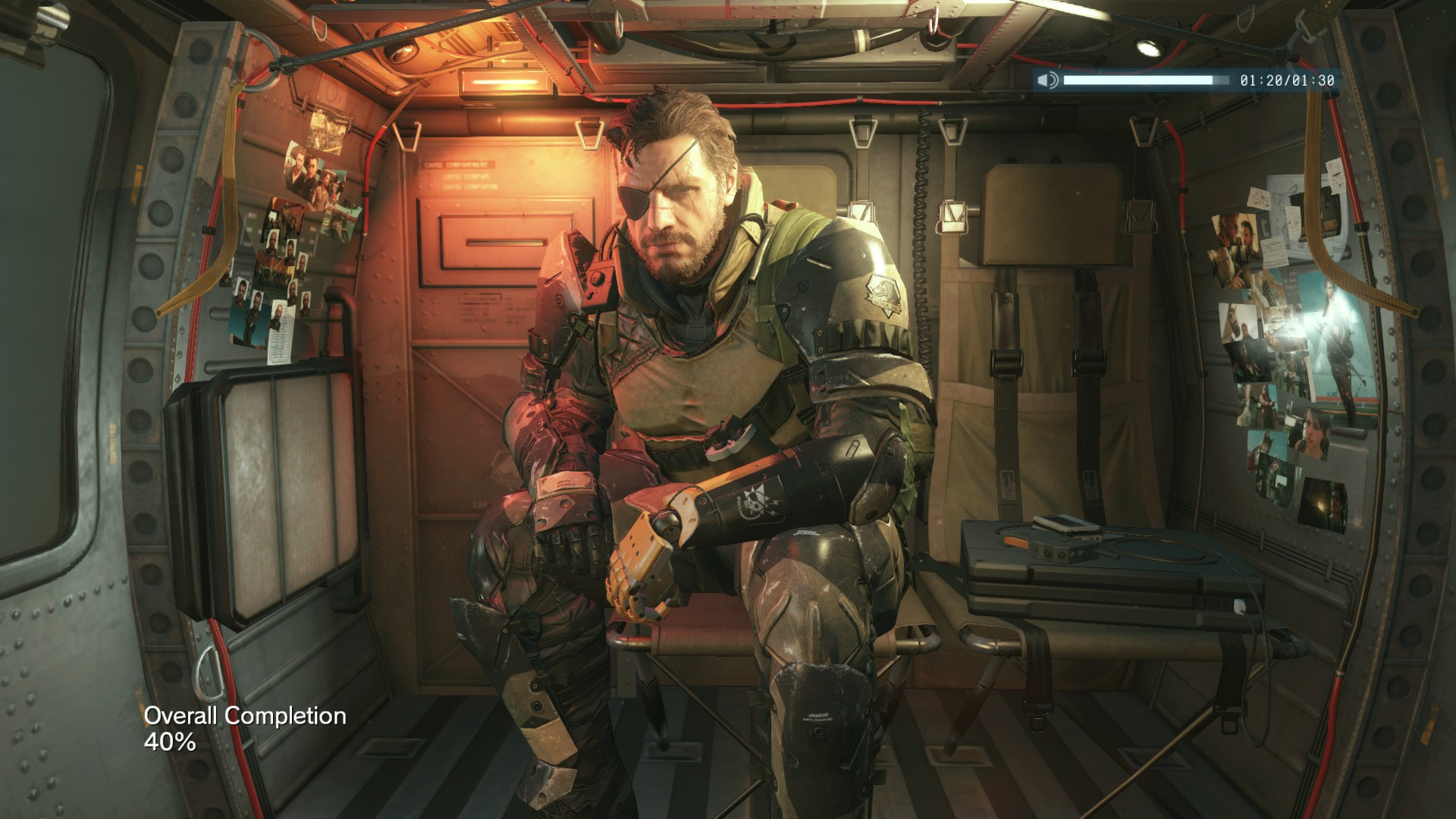 Mgsv Elicottero : The detail in phantom pain is insane metalgearsolid