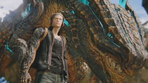 Scalebound Originally Had Dinosaurs and a Girl Protagonist, was Shelved Twice