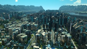 Multi-Session Gameplay Provides Massive Worlds in Anno 2205
