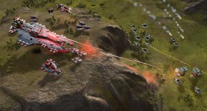 Planet-Sized RTS Ashes of the Singularity Now on Early Access