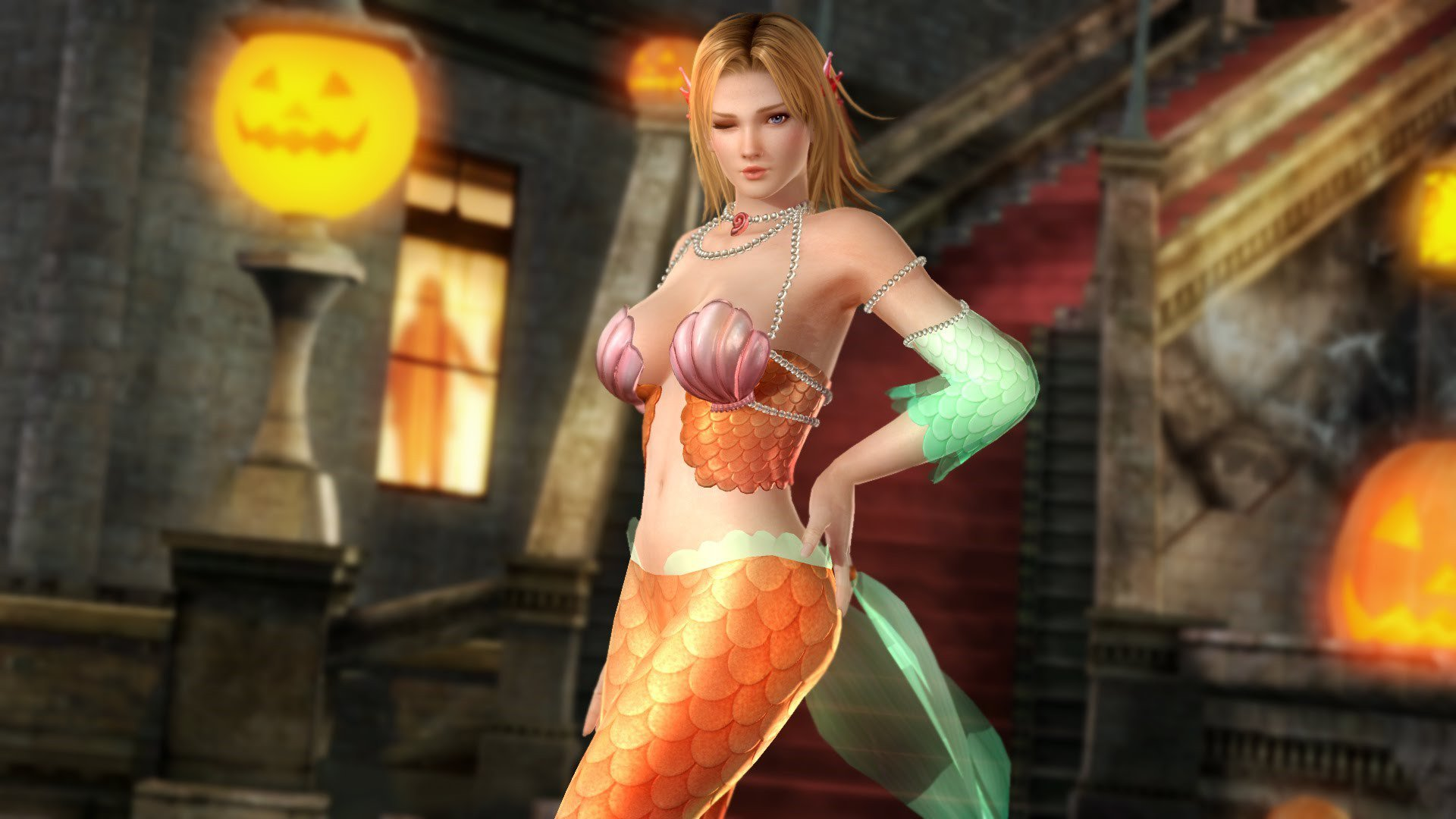 Get a Look at This Yearu0027s Dead or Alive 5 Last Round Halloween Costumes  sc 1 st  Niche Gamer & PC Archives - Page 324 of 571 - Niche Gamer
