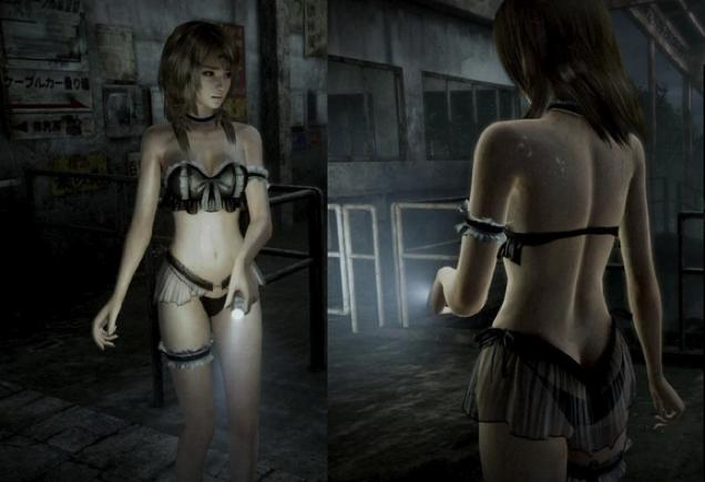 Nintendo Censors Lewd Costumes from Adult-Horror Game Fatal Frame ...