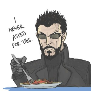 """You Asked For This – """"Augment Your Pre-Order"""" is Cancelled for Deus Ex: Mankind Divided"""