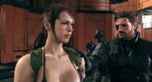 Metal Gear Solid V: The Phantom Pain Global Shipments Top 5 Million