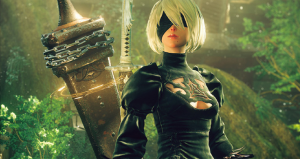 First Screenshots, Story Details, and Female Protagonist for NieR: Automata Revealed
